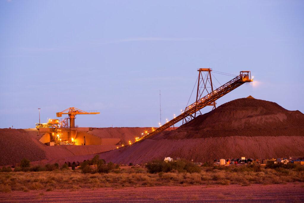 mining death